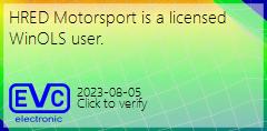 WINOLS HRED MOTORSPORT